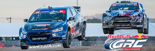 دانلود Red Bull Global RallyCross Championship 2015 - مسابقات رالی ردبول