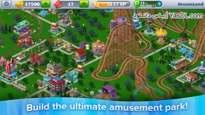 RollerCoaster Tycoon 4 Mobile3