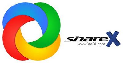 دانلود ShareX 10.0.0 + Portable - عکس برداری از محیط دسکتاپ