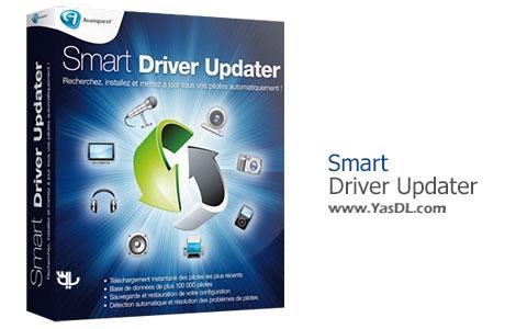 دانلود Smart Driver Updater 4.0.0.1281 + Portable - نرم افزار آپدیت درایورها