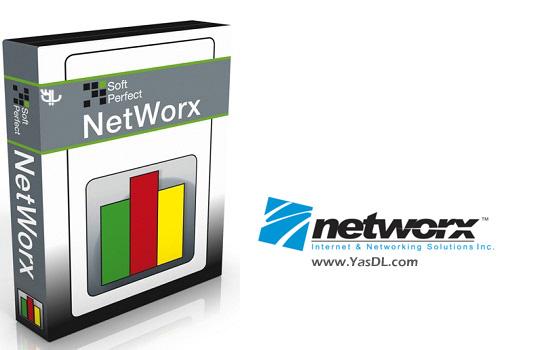 دانلود NetWorx 5.4.2 + Portable - نرم افزار مدیریت پهنای باند