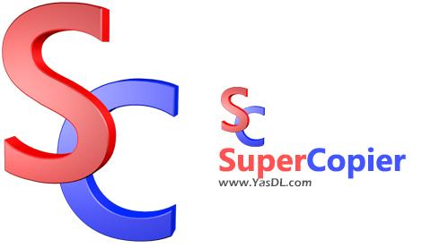 دانلود SuperCopier 1.6.1.4 - نرم افزار کپی سریع فایل ها