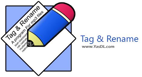 دانلود Tag & Rename 3.9.2 Final + Portable - ویرایش تگ آهنگ و موزیک