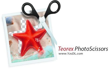 دانلود Teorex PhotoScissors 3.0 - نرم افزار حذف پس زمینه تصاویر