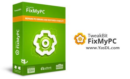 دانلود TweakBit FixMyPC 1.6.10.4 + Portable - نرم افزار بهینه سازی سیستم