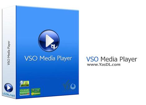 دانلود VSO Media Player + Portable - نرم افزار پلیر مالتی مدیا