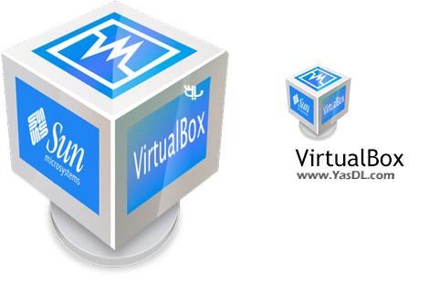 دانلود VirtualBox نرم افزار ساخت سیستم عامل مجازی
