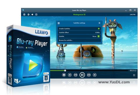 دانلود Leawo Blu-ray Player 1.9.0.3 - نرم افزار پلیر حرفه ای بلوری