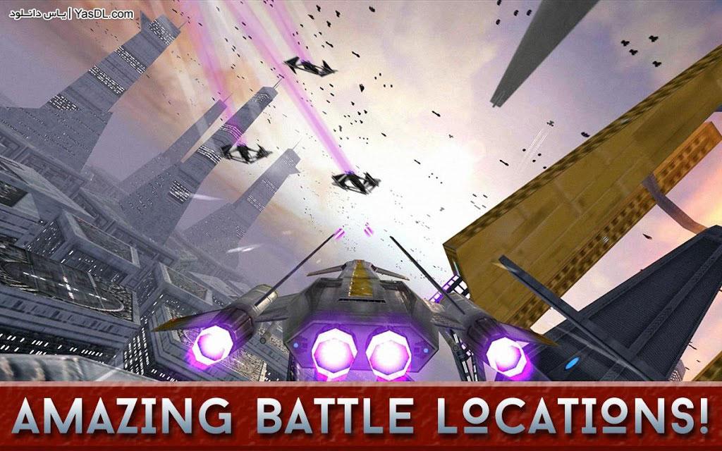 انواع هواپیما جنگی در تلگرام دانلود بازی هواپیما جنگی Alpha Squadron 2 1.03 برای اندروید