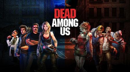 دانلود بازی Dead Among Us 1.3.2 - کشتن زامبی ها برای اندروید + نسخه بی نهایت