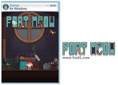 دانلود بازی کم حجم Fort Meow برای کامپیوتر