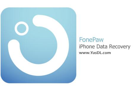 دانلود FonePaw iPhone Data Recovery 1.9.0 - نرم افزار بازیابی اطلاعات آیفون