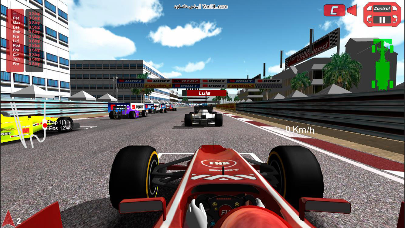 Download Fx Racer latest 1.3.3 Android APK