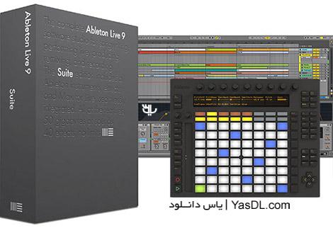 دانلود Ableton Live Suite 9.2.2 x86/x64 - نرم افزار آهنگ سازی حرفه ای