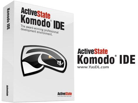دانلود ActiveState Komodo IDE 9.2.0.87616 - نرم افزار برنامه نویسی وب