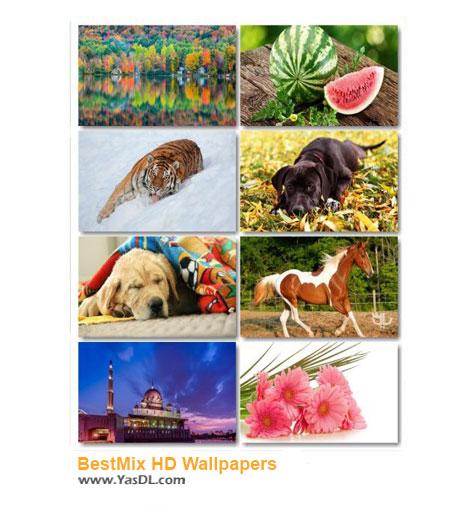 دانلود 52 والپیپر با موضوعات مختلف BestMix HD Wallpapers