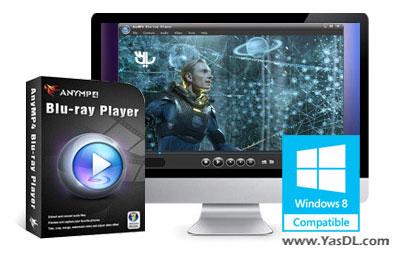 دانلود AnyMP4 Blu-ray Player v6.1.60 - نرم افزار پلیر بلوری
