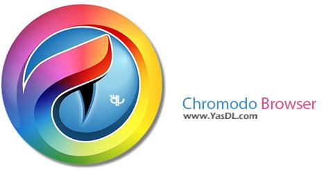 دانلود Chromodo Browser 44.5.7.267 - نرم افزار مرورگر سریع