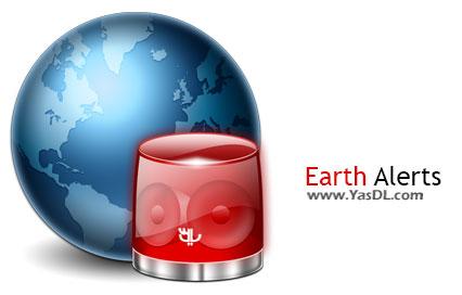 دانلود Earth Alerts 2015.1.74 - پیش بینی حوادث طبیعی و هواشناسی