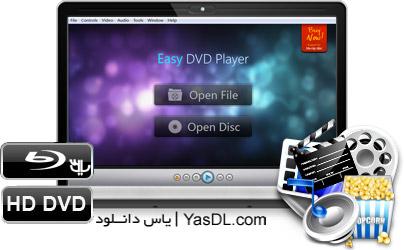 دانلود ZJMedia Easy DVD Player 4.6.3.2057 - نرم افزار پلیر DVD و بلوری