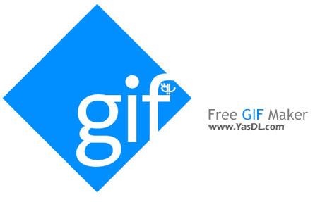 دانلود Free GIF Maker 1.3.8.805 + Portable - ساخت انیمیشن های GIF
