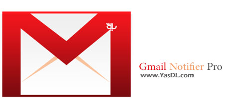دانلود Gmail Notifier Pro 5.3.2 + Portable - نرم افزار مدیریت جیمیل