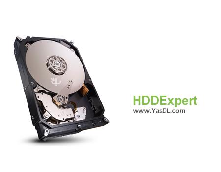 دانلود HDDExpert 1.13.1.22 + Portable - نرم افزار بررسی سلامت هارد دیسک