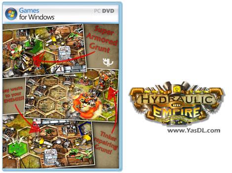 دانلود بازی Hydraulic Empire برای PC