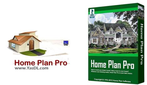 دانلود Home Plan Pro 5.2.29.1 + Portable - نرم افزار نقشه کشی ساختمان