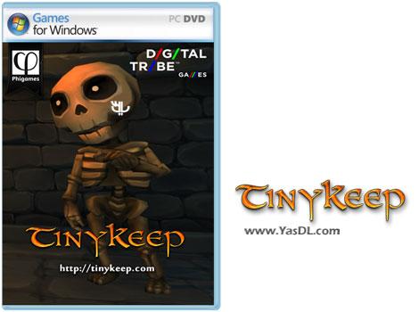 دانلود بازی کم حجم TinyKeep برای کامپیوتر