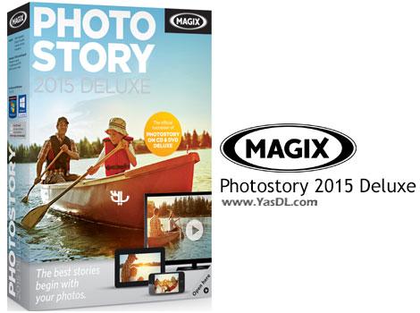 دانلود Photostory 2015 Deluxe 14.0.6.69 - نرم افزار ساخت اسلایدشو