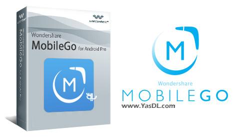 دانلود Wondershare MobileGo for Android 7.9.0.44 - مدیریت گوشی های آندرویدی