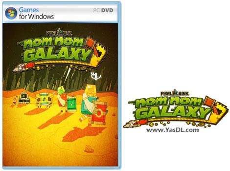 دانلود بازی Nom Nom Galaxy برای PC