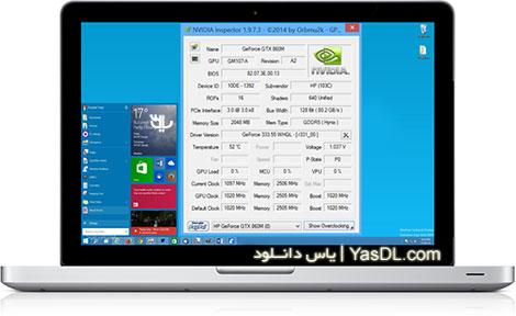 دانلود NVIDIA Inspector 1.9.7.3 – نرم افزار مشاهده جزئیات کارت گرافیک های انویدیا