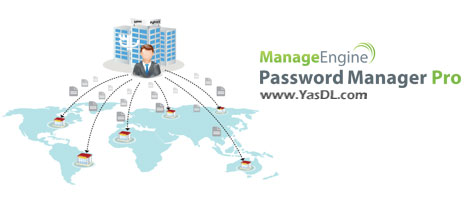 دانلود ManageEngine Password Manager Pro 8.2 x86/x64 - مدیریت پسورد