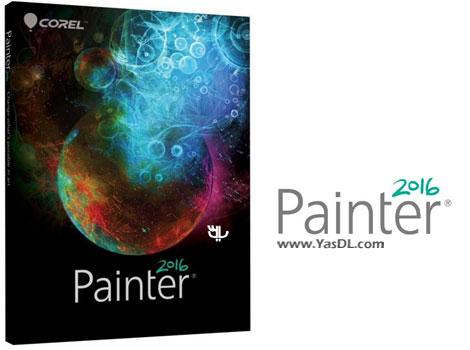 دانلود Corel Painter 2016 15.0.0.689 x64 - نرم افزار طراحی نقاشی های طبیعی