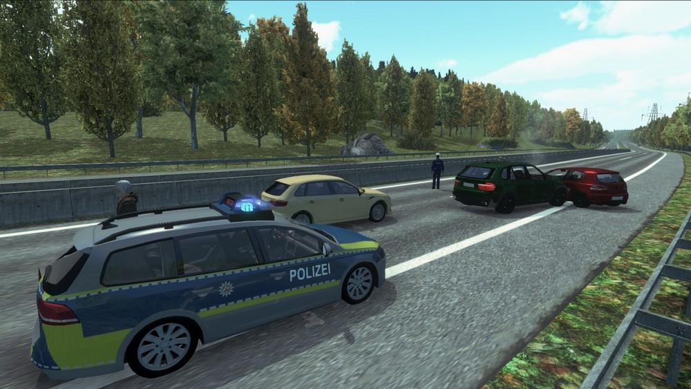 دانلود بازی Autobahn Police Simulator برای Pc یاس دانلود