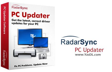 دانلود RadarSync PC Updater 4.1.0.16651 + Portable - نرم افزار آپدیت درایورها