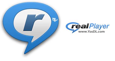 دانلود RealPlayer 18.1.2.175 Final - نرم افزار ری ال پلیر