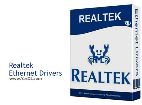 دانلود Realtek Ethernet Drivers 10.002 W10 + 8.038 W8/8.1 + 7.092 W7 + 106.13 Vista + 5.830 XP - مجموعه درایورهای کارت شبکه