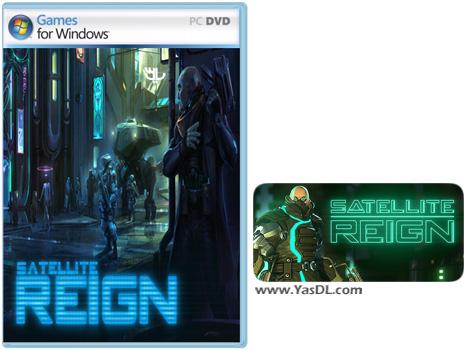 دانلود بازی Satellite Reign برای PC