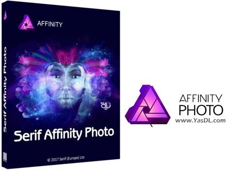 دانلود Serif Affinity Photo 1.6.2.97 - نرم افزار ویرایش حرفه ای عکس