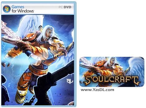 دانلود بازی کم حجم SoulCraft برای کامپیوتر