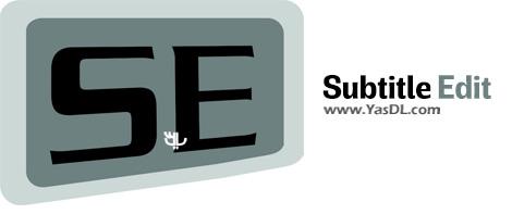 دانلود Subtitle Edit 3.4.9 Final + Portable - نرم افزار مدیریت و ویرایش زیرنویس