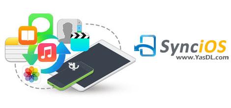 دانلود Anvsoft SynciOS Professional 4.3.1 - نرم افزار مدیریت آیفون
