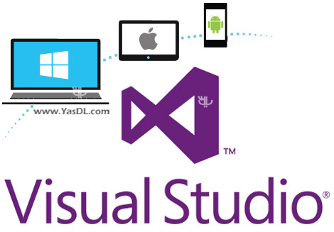 دانلود Microsoft Visual Studio 2015 + Update 1 Enterprise / Professional - ویژوال استودیو 2015