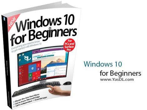 دانلود کتاب آموزش ویندوز 10 Windows 10 for Beginners برای تازه کارها