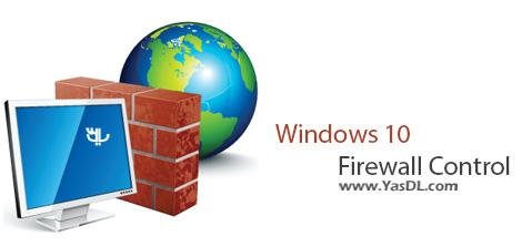 دانلود Windows 10 Firewall Control Plus 7.1.73.81 + Portable - کنترل فایروال ویندوز 10