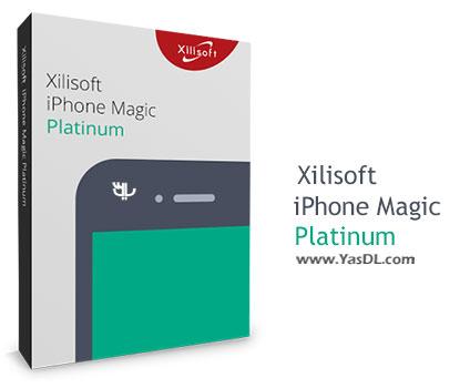دانلود Xilisoft iPhone Magic Platinum 5.7.5.20150727 - نرم افزار مدیریت آیفون