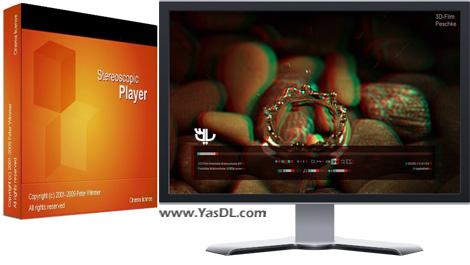 دانلود Stereoscopic Player 2.4.1 - نرم افزار پلیر فیلم های 3 بعدی